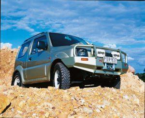 Bulbar Suzuki Jimny