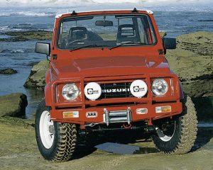 Suzuki 410, 413, Samurai, Santana - 1.3, 1.9