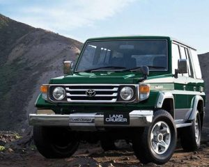 Toyota Land Cruiser J7, J8, J9
