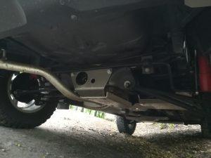 Scuturi de protectie Dacia Duster 2018